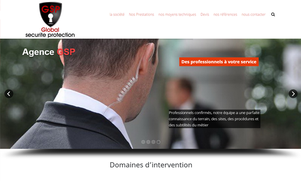 GLOBAL SECURITY PROTECTION